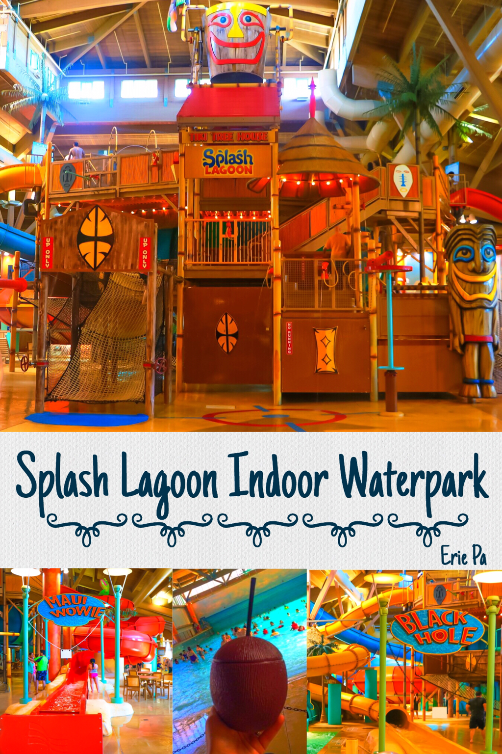 What are Splash Lagoon packages?