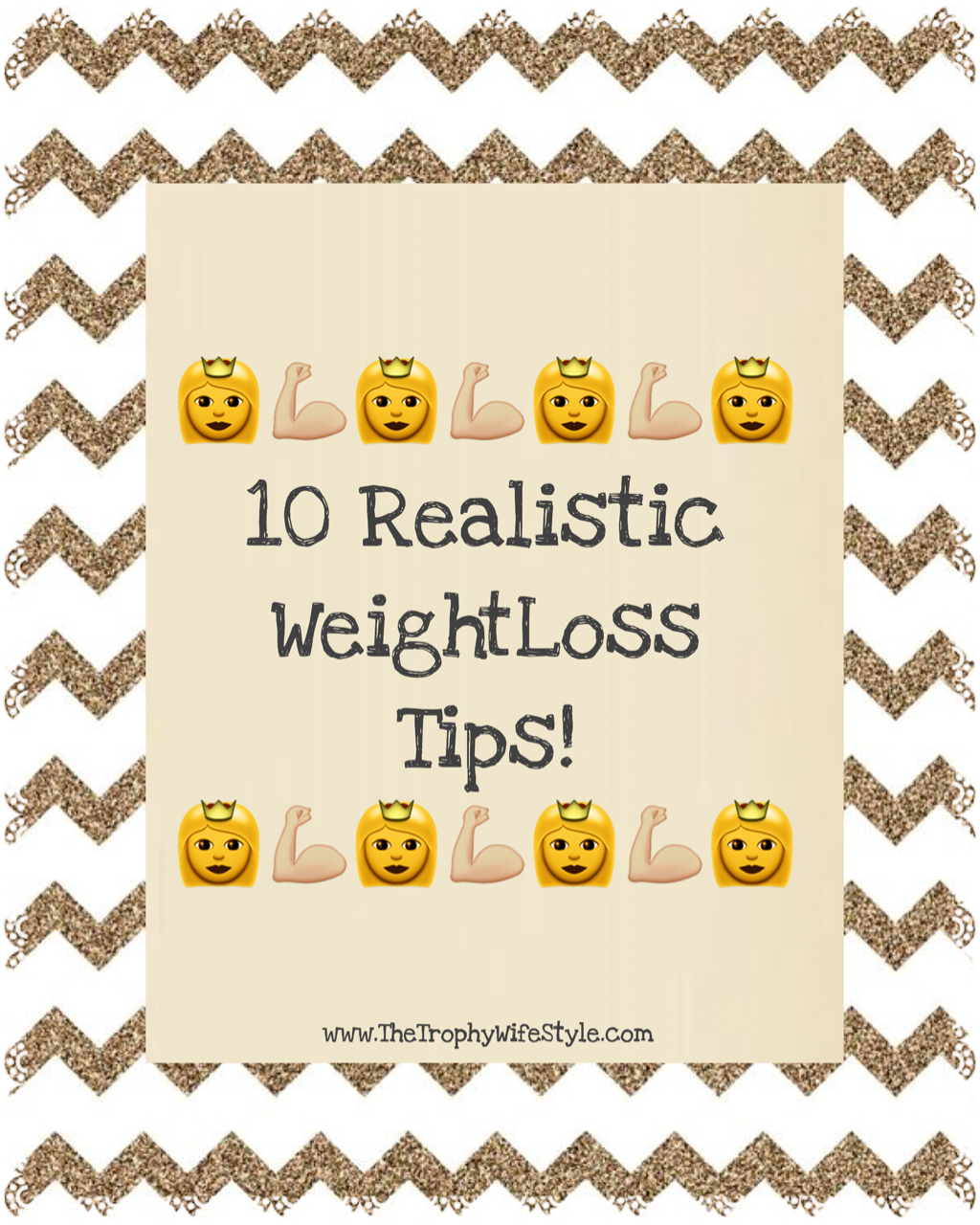 10 Realistic Weight Loss Tips
