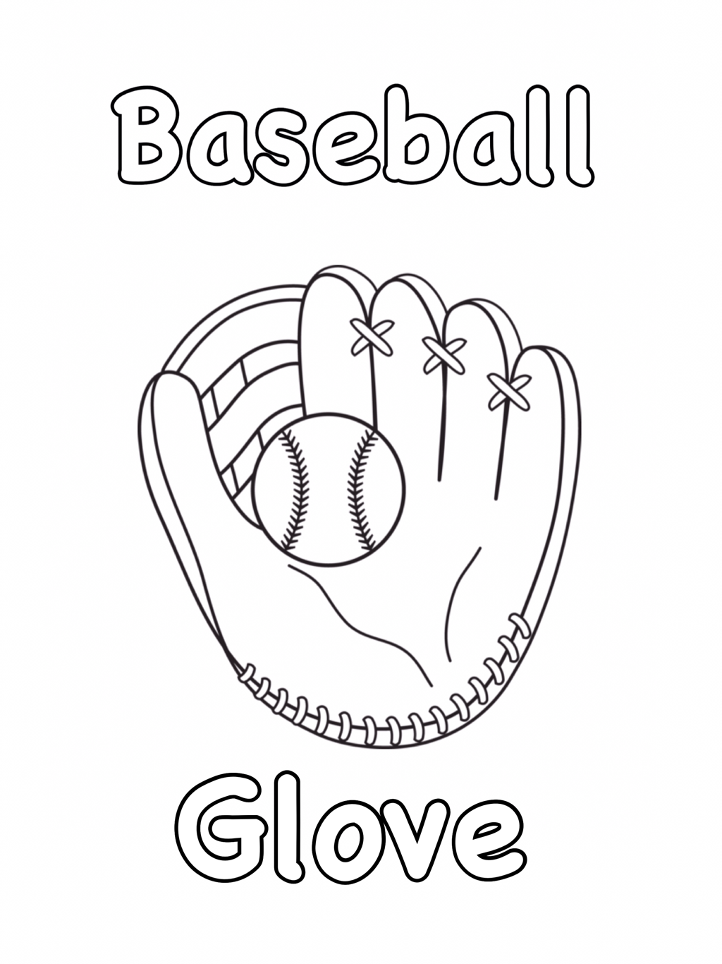 baseball printable coloring pages - baseball free coloring pages the trophy wifestyle