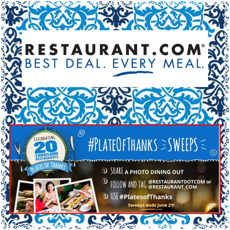 plate of thanks sweeps