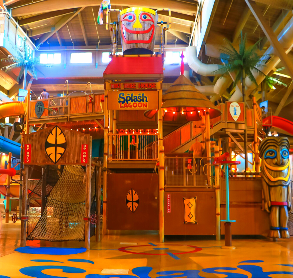 SPLASH LAGOON INDOOR WATER PARK ~ ERIE PA