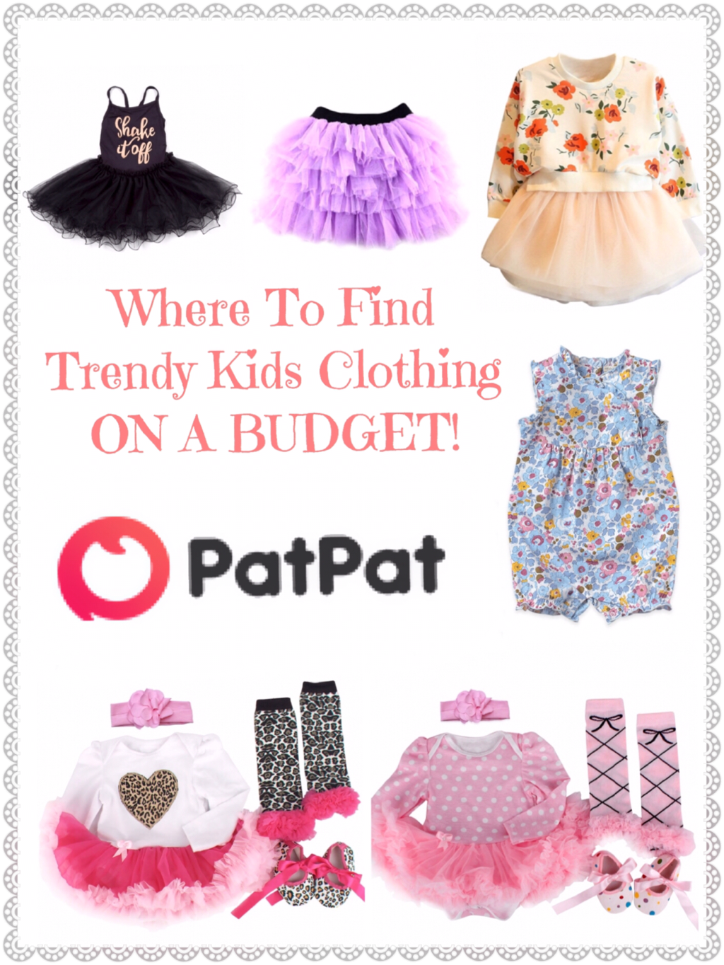 WHERE TO FIND TRENDY KIDS CLOTHING ON A BUDGET PATPAT