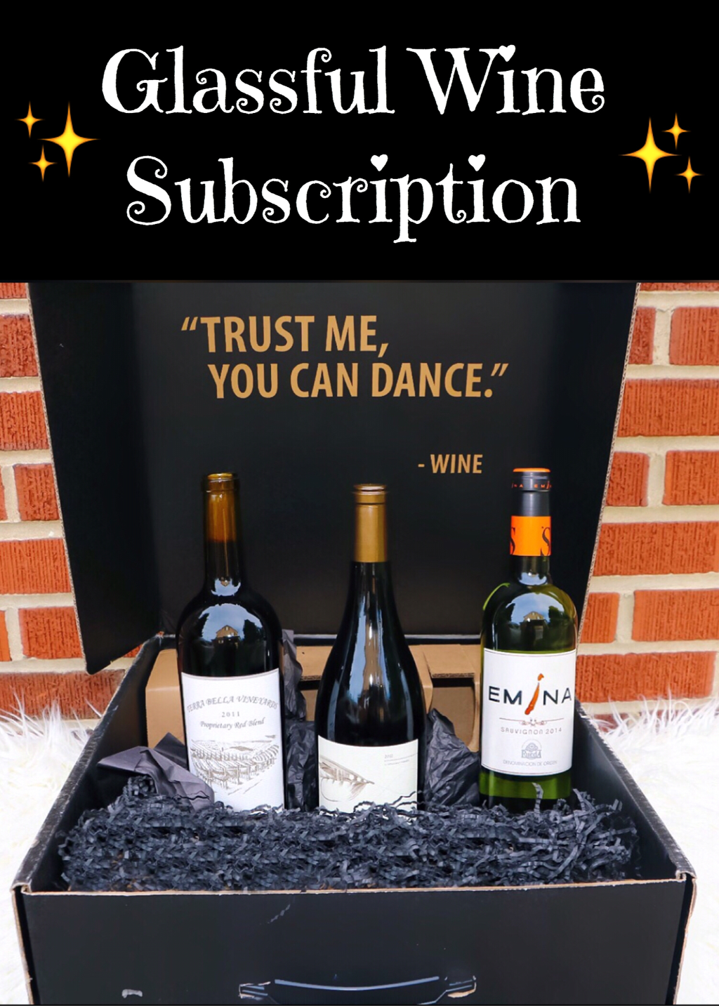 GLASSFUL WINE SUBSCRIPTION
