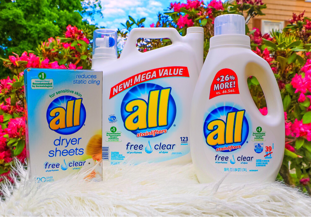 SHAVING CREAM TWISTER & ALL® FREE CLEAR #CBIAS #AD