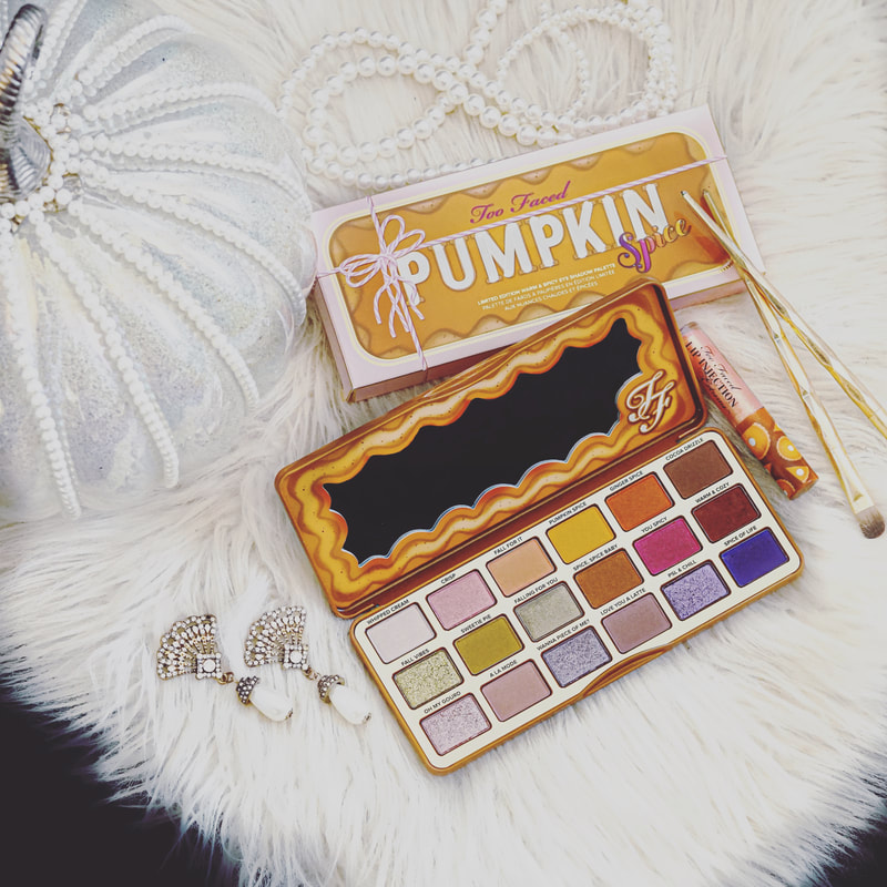 Too Faced Pumpkin Spice Palette