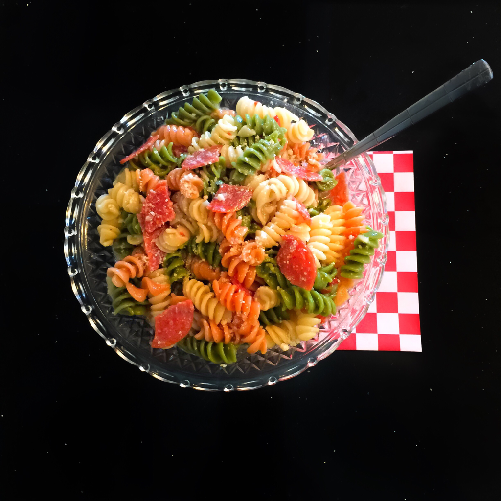 PASTA SALAD ~ PICKY EATER EDITION
