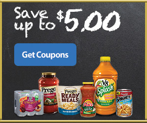 CAMPBELL'S MONEY SAVING COUPONS & MEAL INSPIRATION