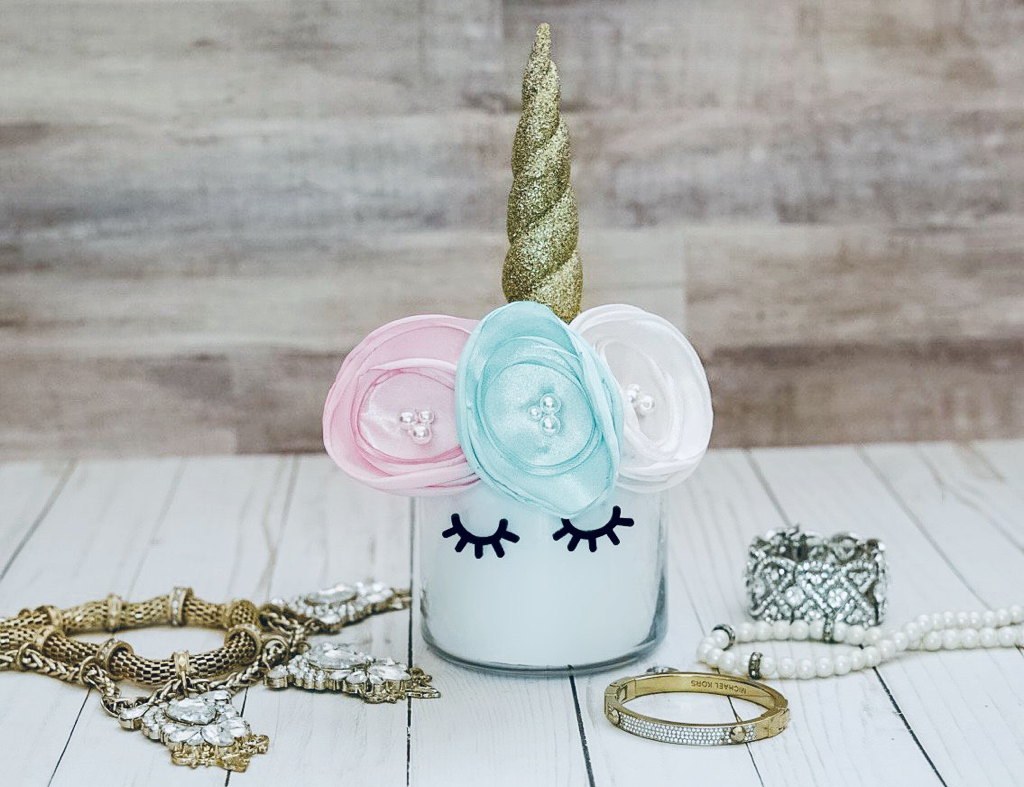 D.I.Y Unicorn Jar