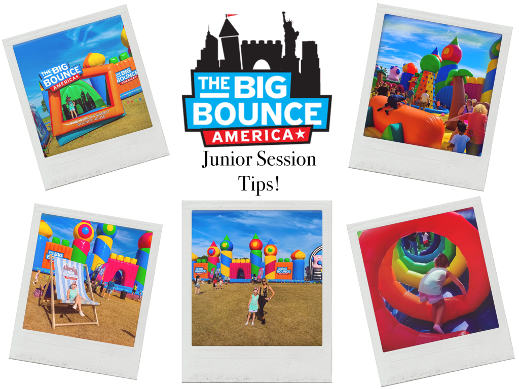 The Big Bounce America Junior Session TIPS!