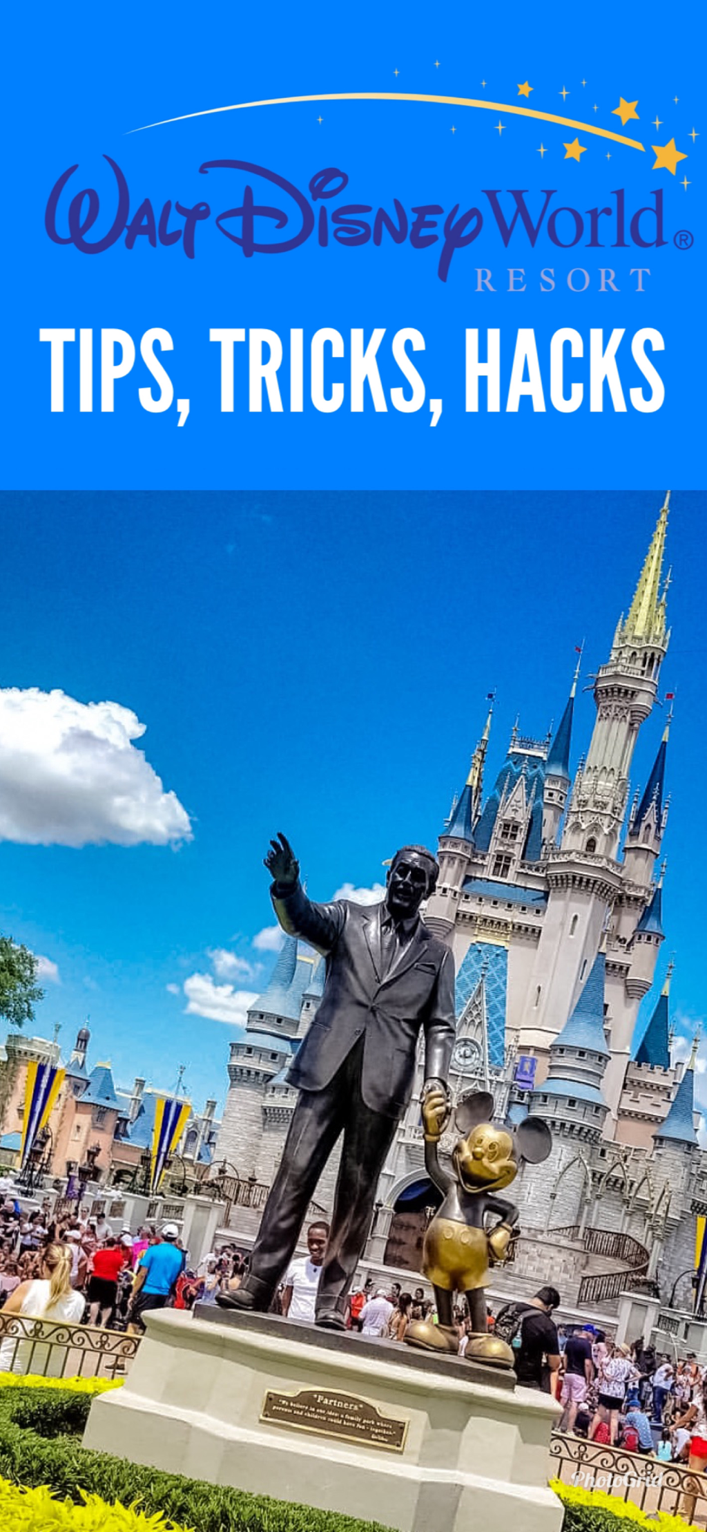 Walt Disney World Tips, Tricks, Hacks