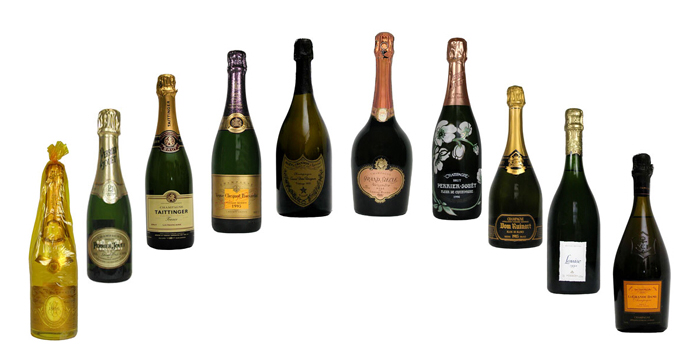 Bubbles 101 ~ The Difference Between Champagne, Prosecco and Cava
