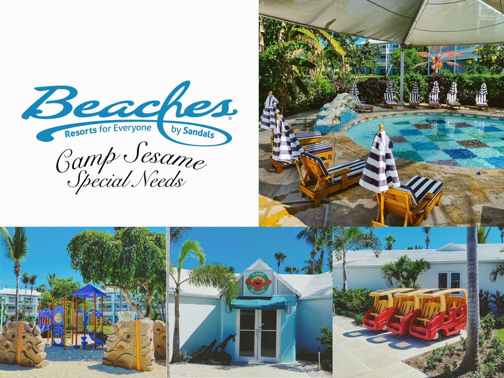 Beaches Resorts ~ Camp Sesame Special Needs