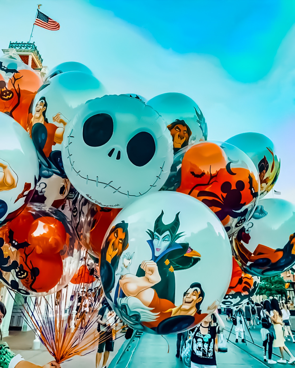 Mickey's Not So Scary Halloween Party TIPS!