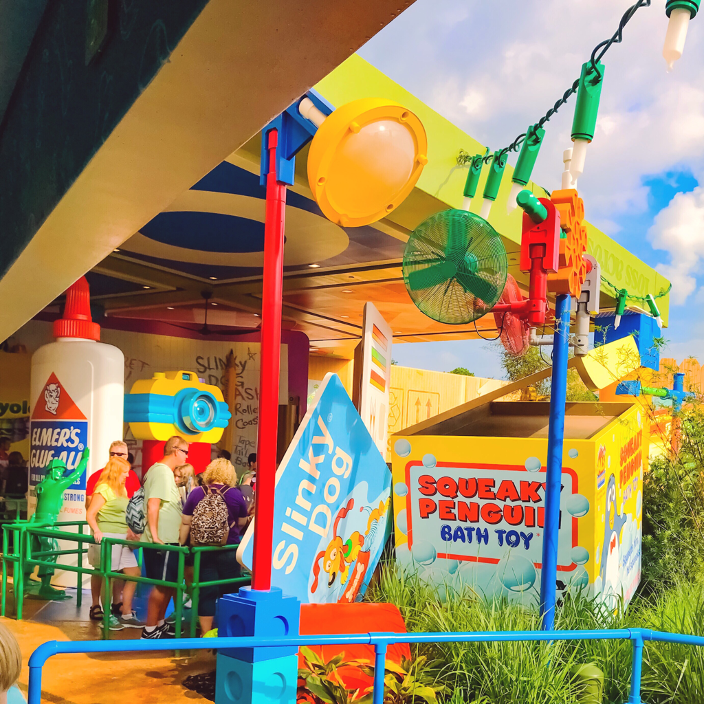 Slinky Dog Dash ~ Worth the Wait?