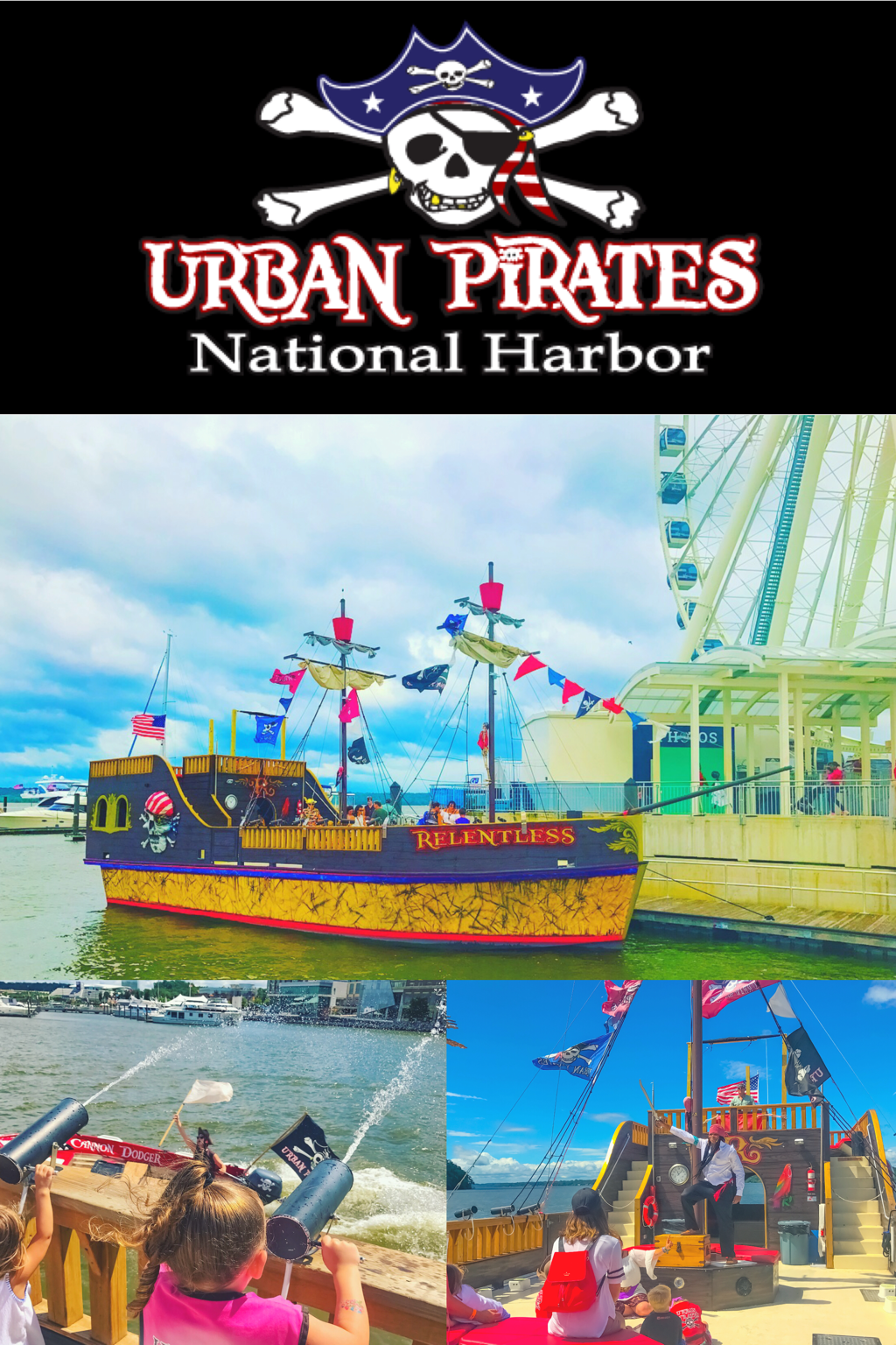 Urban Pirates National Harbor
