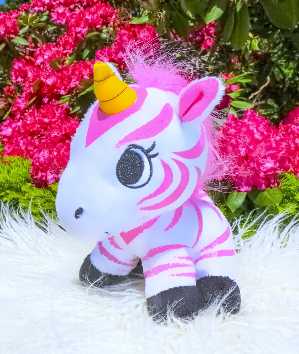 Zoonicorn ~ The Comfiest Little Toy Your Child Needs