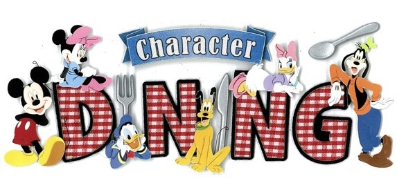 Which Characters Sign Autographs at Disney