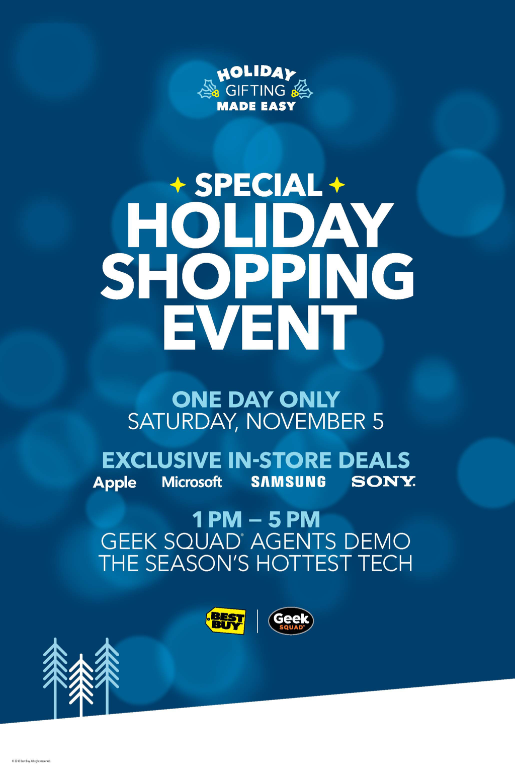 HOLIDAY SHOPPING MADE EASY WITH BEST BUY #AD