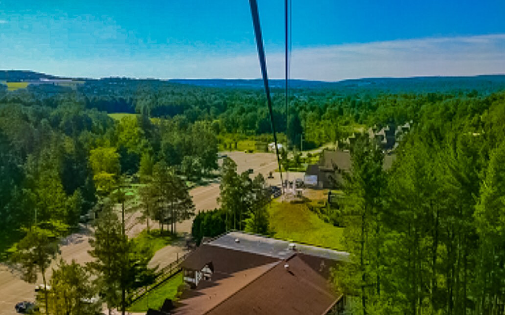 Soaring Eagle ~ Peek'n Peak Resort REVIEW