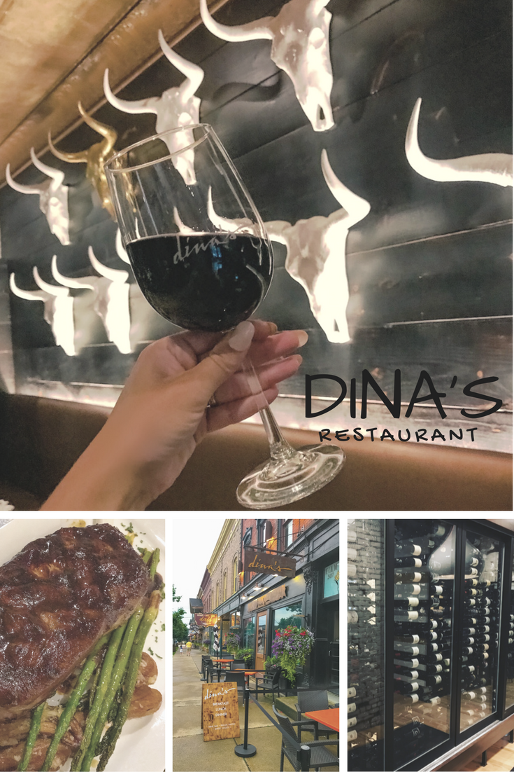 Dina's Restaurant ~ Ellicottville, New York