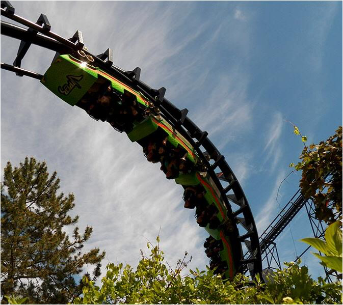 Visit Western New York's Favorite Family Fun Destination ~ Darien Lake