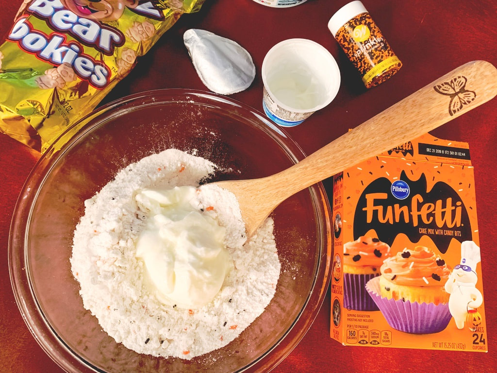 Dunkaroos Halloween Edition