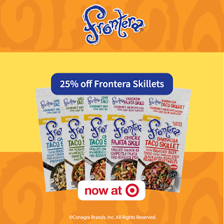 Frontera® Foods ~ Cartwheel Offer
