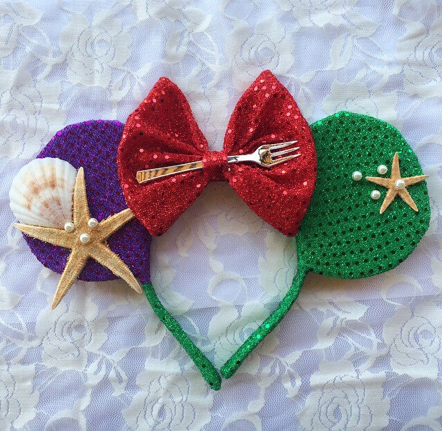 TOP 10 MICKEY EARS ETSY