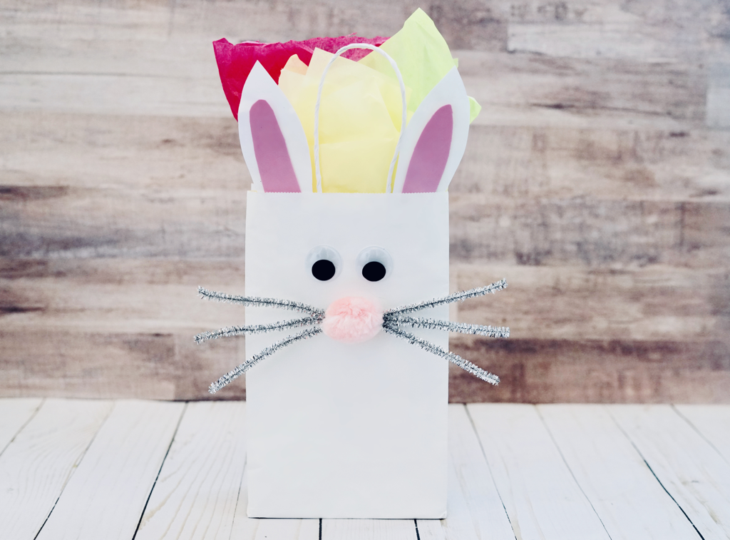 D.I.Y Bunny Gift Bags