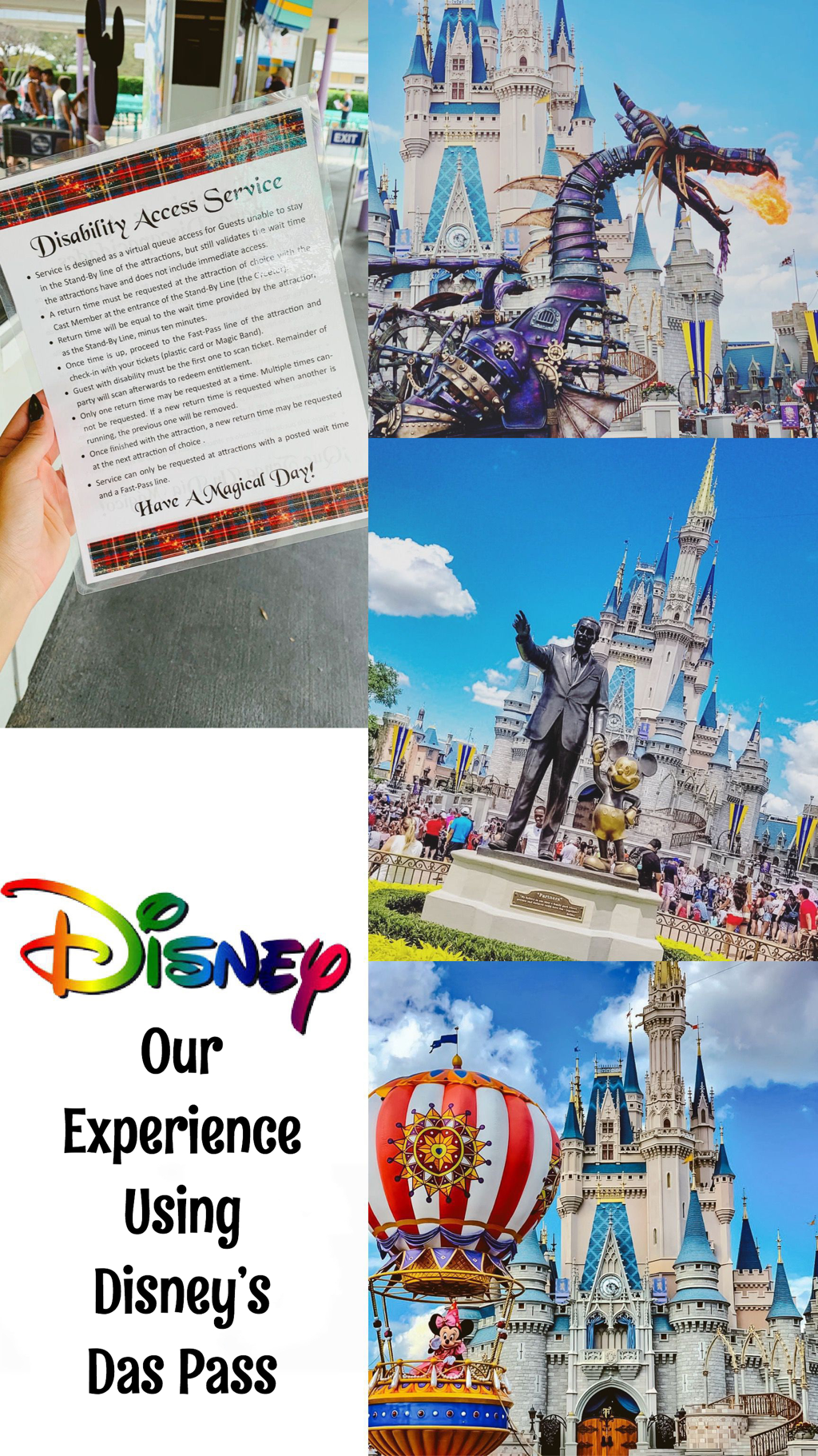 Our Experience Using Disney's Das Pass