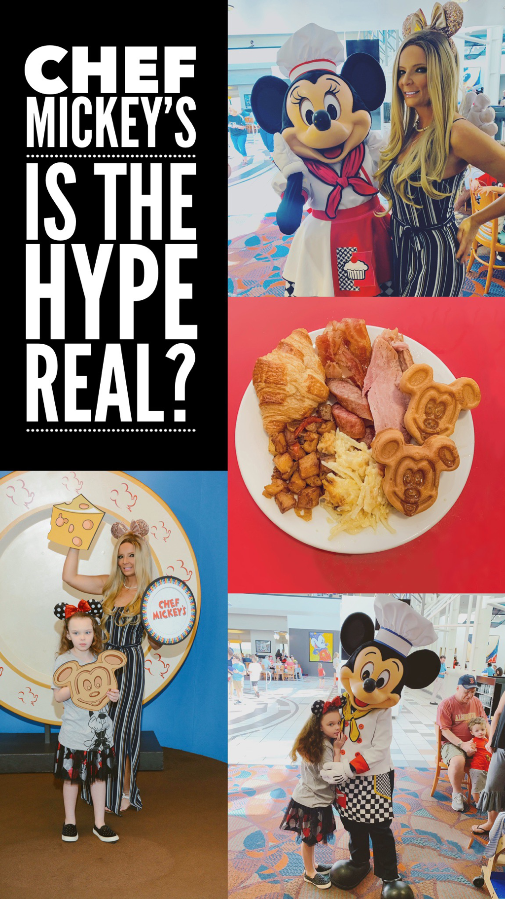 Chef Mickey's ~ Is The Hype Real?
