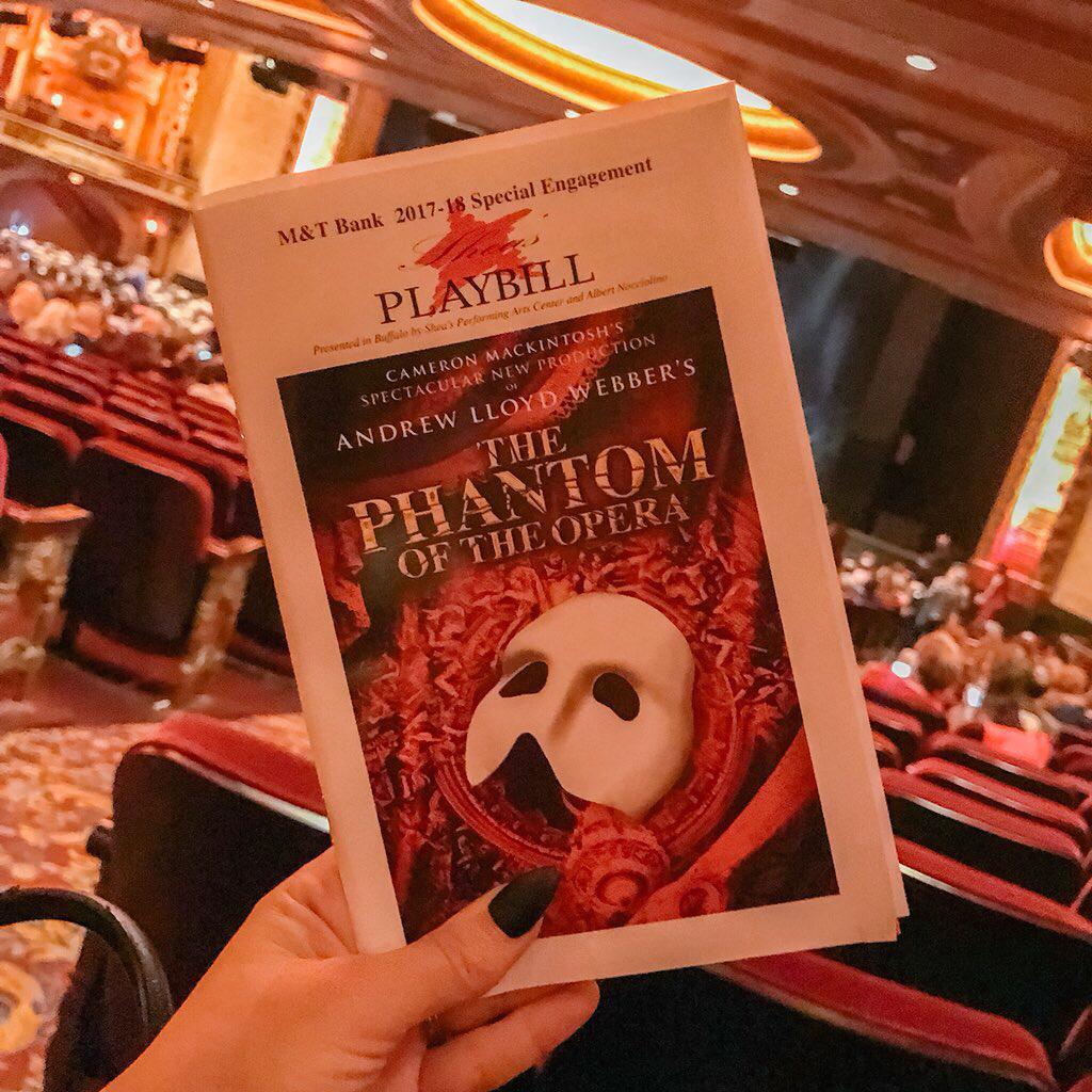 Phantom of the Opera ~ New Production REVIEW