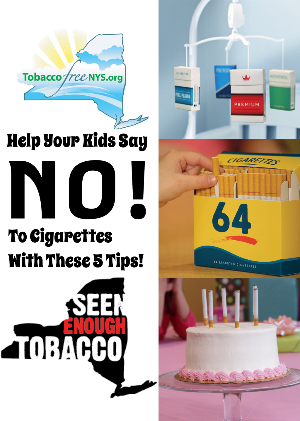 Help Your Kids Say No! To Cigarettes With These 5 Tips!