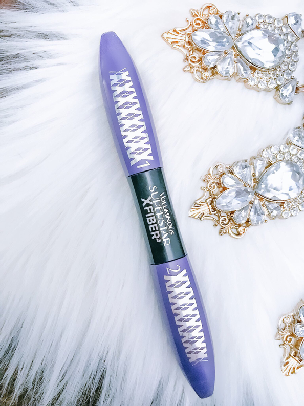 L'Oreal's Voluminous Superstar X Fiber Mascara