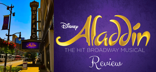 Disney Aladdin ~ The Hit Broadway Musical ~ Review