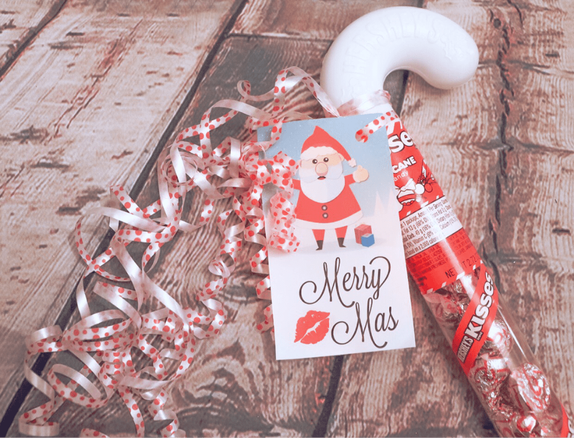 MERRY CHRISTMAS FREE PRINTABLE ~ TEACHER GIFT